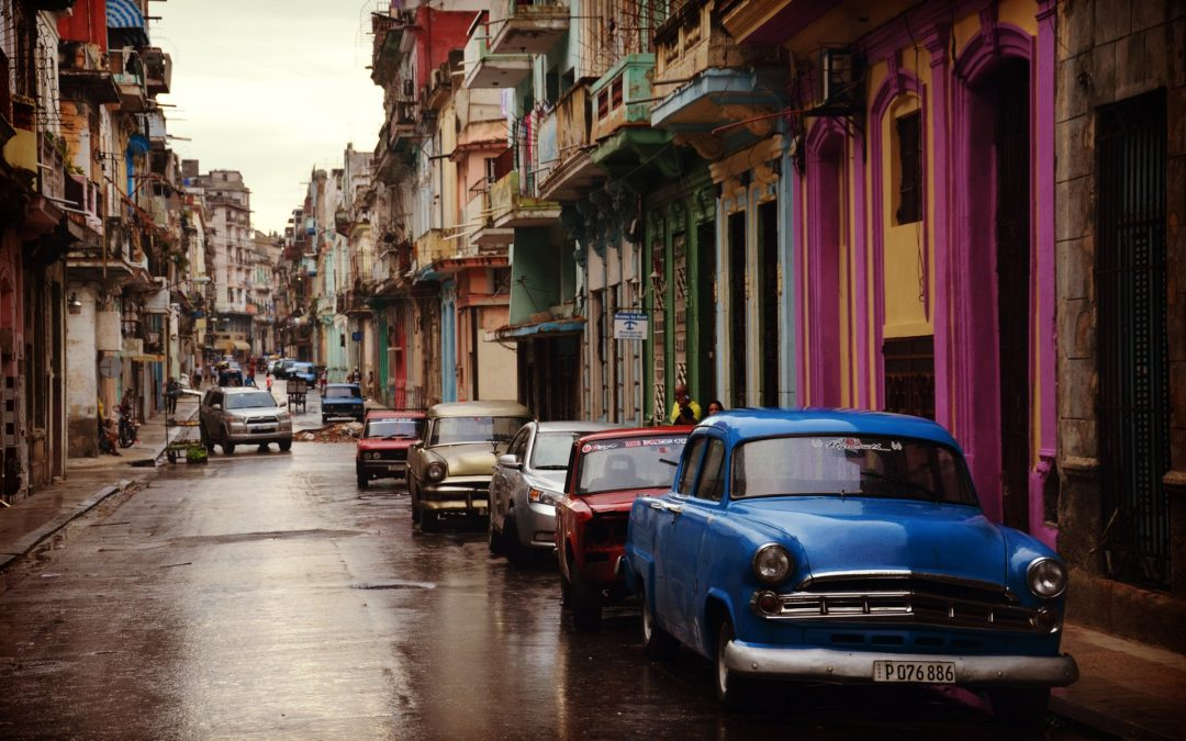 First American to do a book signing in Cuba post-Castro